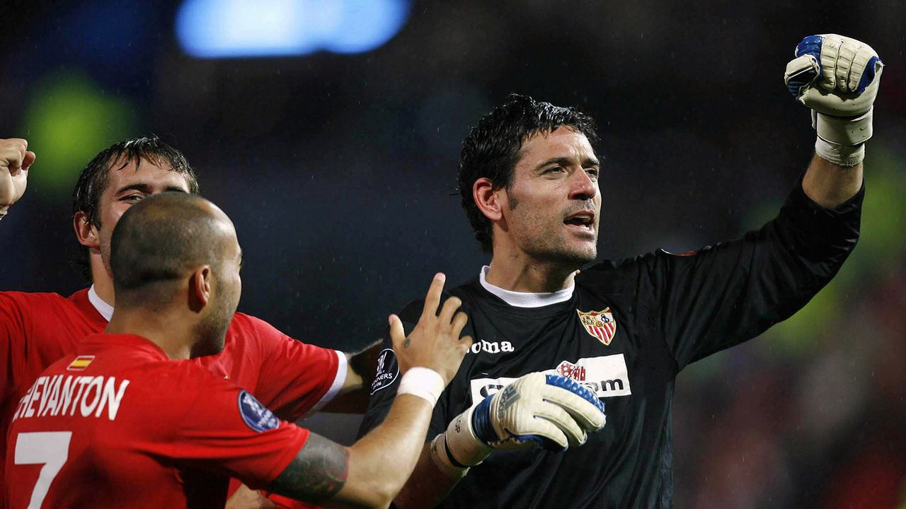 Andres Palop (FC Sevilla) - Bildquelle: Imago