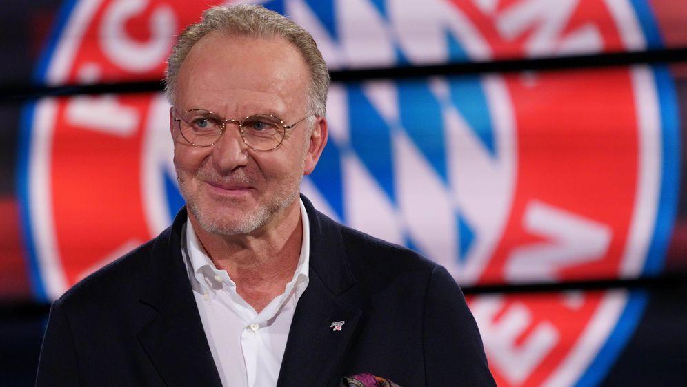 Karl-Heinz Rummenigge zieht sich zum 30. Juni zurück - Bildquelle: Imago
