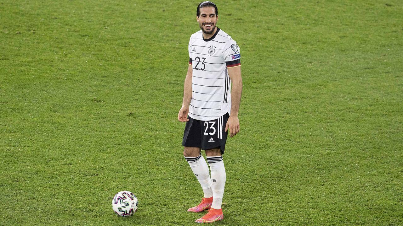 Abwehr: Emre Can (Borussia Dortmund) - Bildquelle: Imago