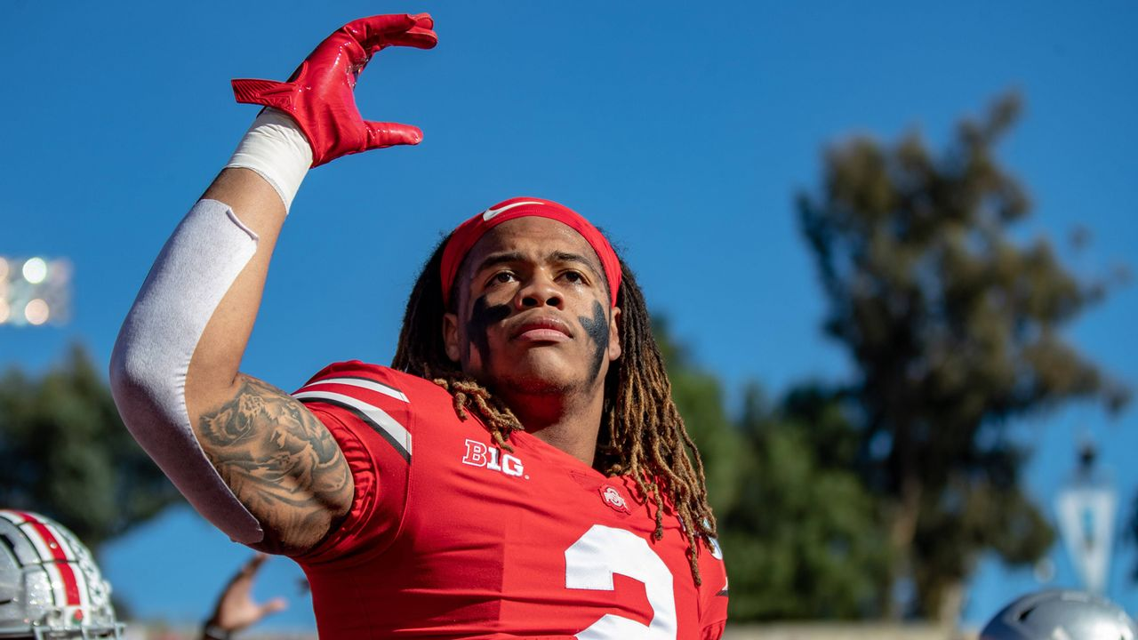 Chase Young (Defensive End, Ohio State) - Bildquelle: imago/ZUMA Press