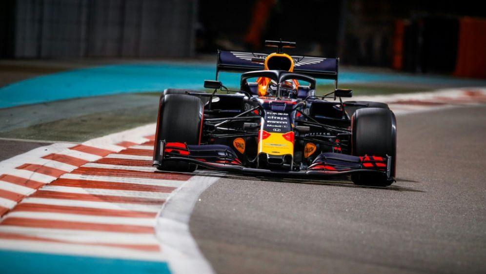 Verstappen gewann das dritte freie Training in Abu Dhabi - Bildquelle: PIXATHLONPIXATHLONSID