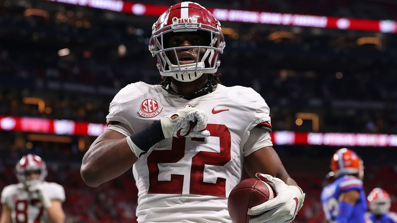 Najee Harris (Alabama) - Bildquelle: Getty Images