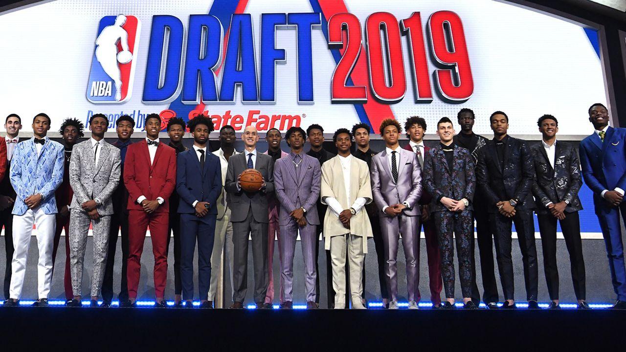 Die ersten zehn Picks im NBA Draft 2019 - Bildquelle: 2019 Getty Images