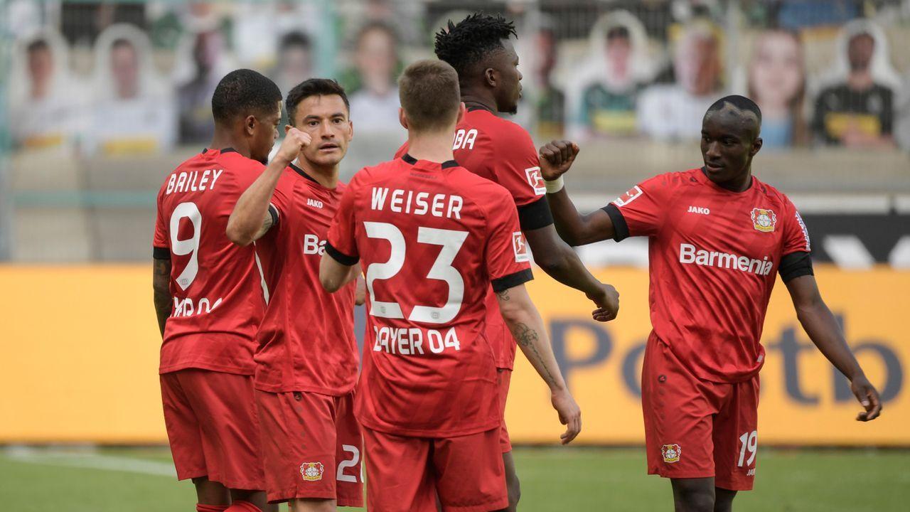 5. Bayer Leverkusen - Bildquelle: 2020 Getty Images