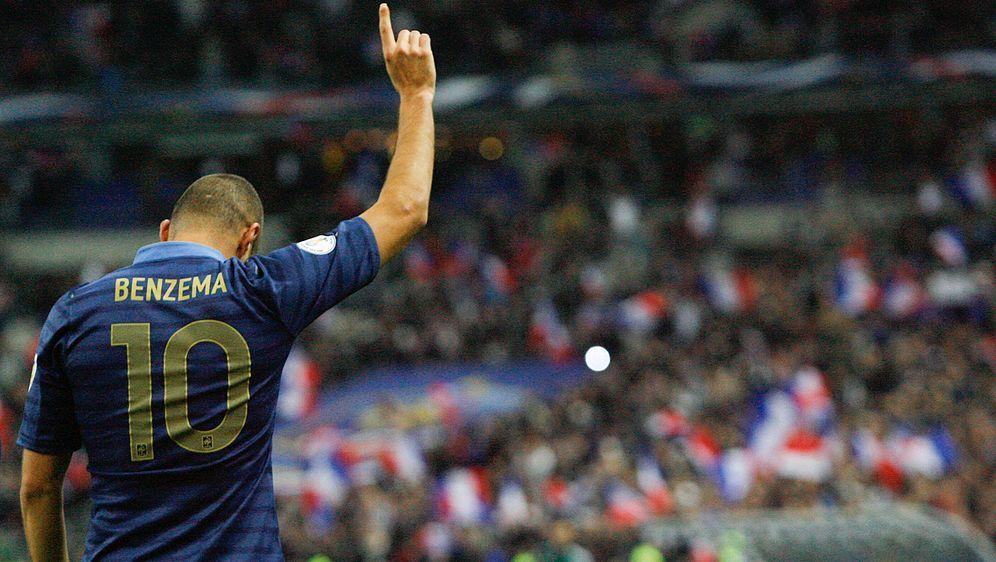 Karim Benzema spielte zuletzt 2015 für die französische Nationalmannschaft. - Bildquelle: imago images/PanoramiC