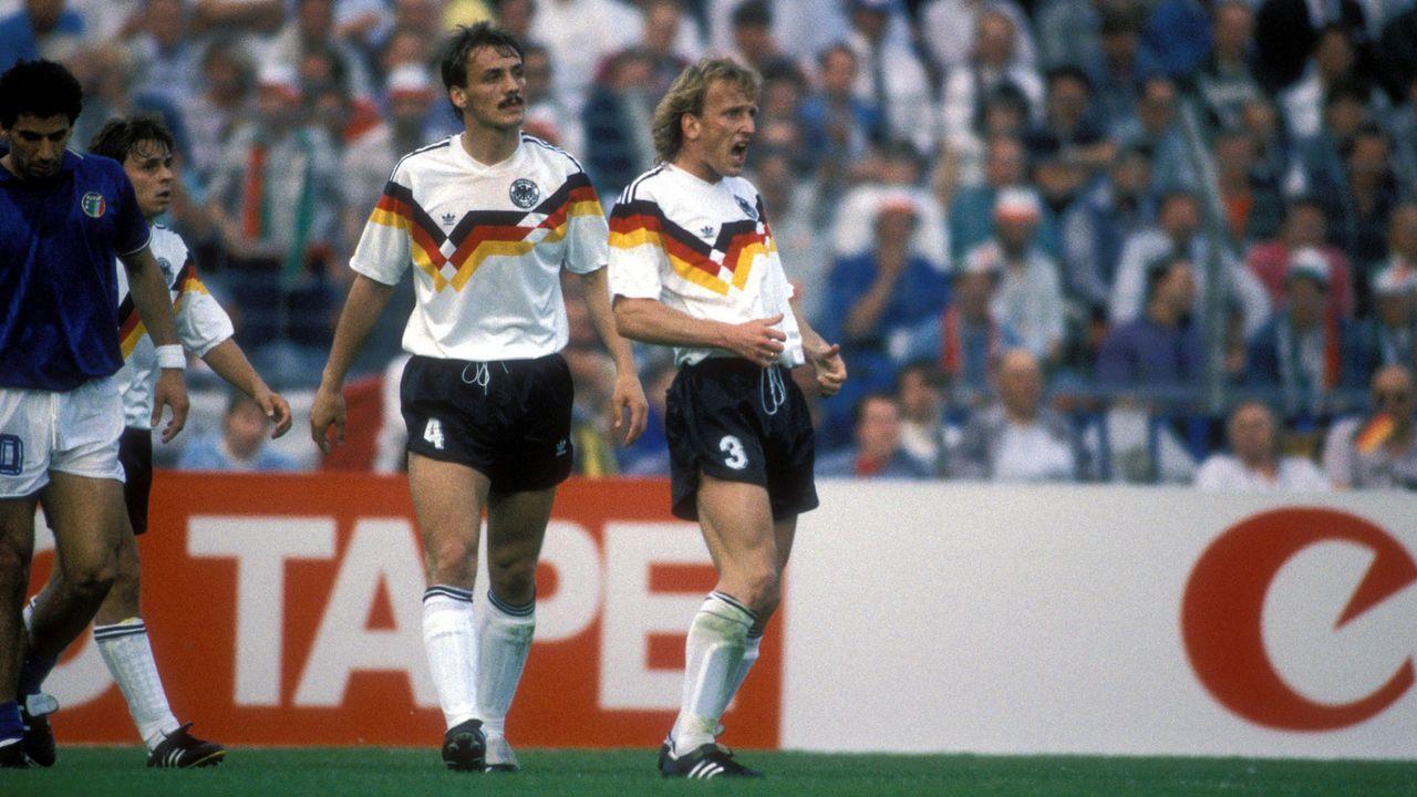 EM 1988: Deutschland - Italien 1:1 - Bildquelle: Imago Images
