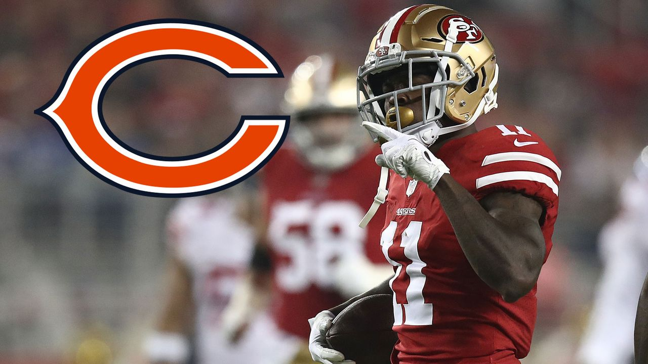 Marquise Goodwin (Chicago Bears) - Bildquelle: Getty Images