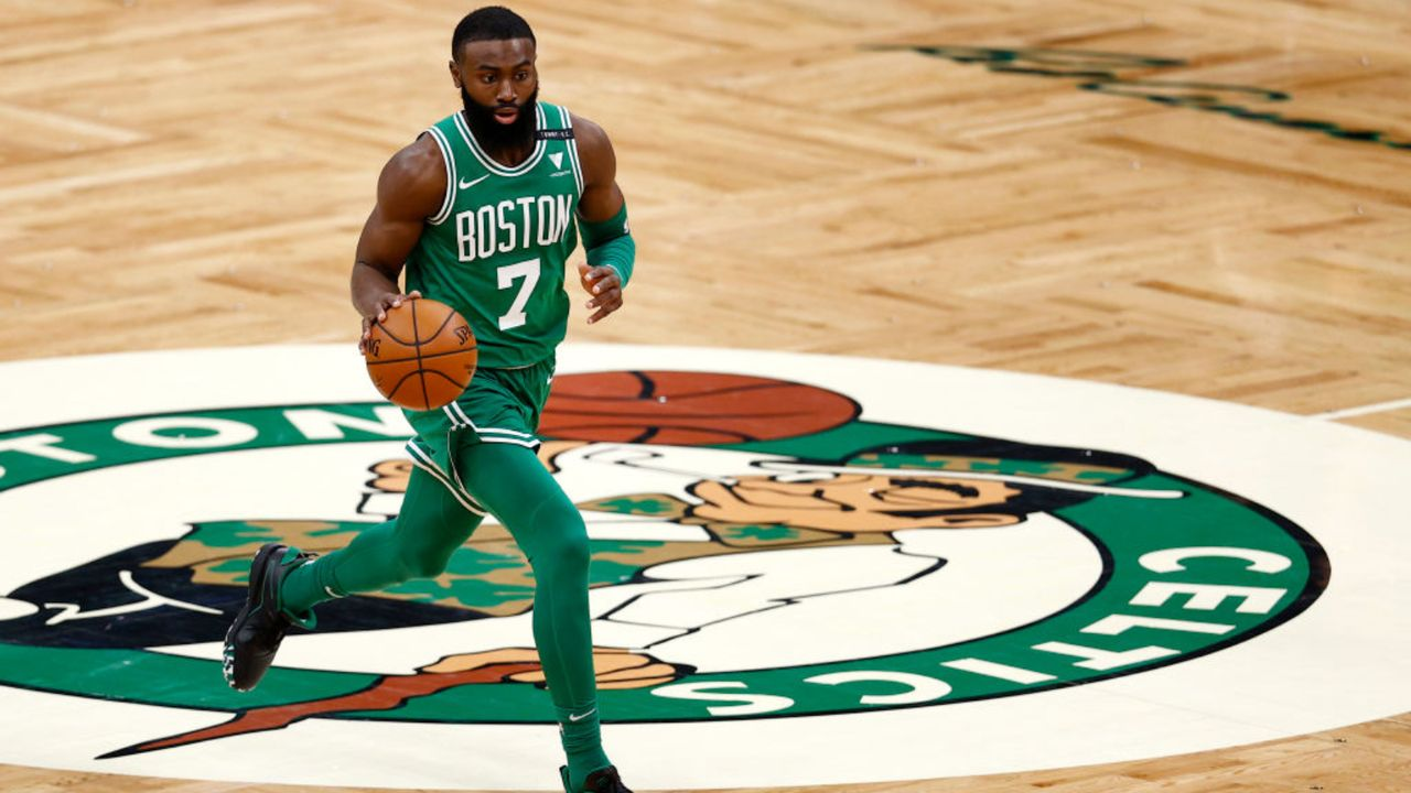 Jaylen Brown (Boston Celtics) - Bildquelle: Getty