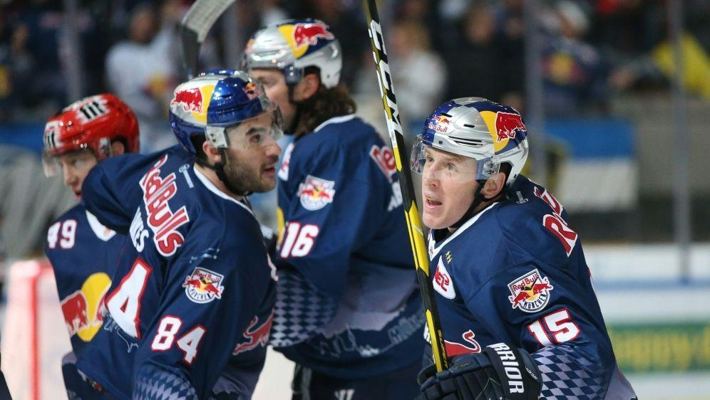 München gewannen gegen die Fischtown Pinguins mit 2:1 - Bildquelle: PIXATHLONPIXATHLONSID