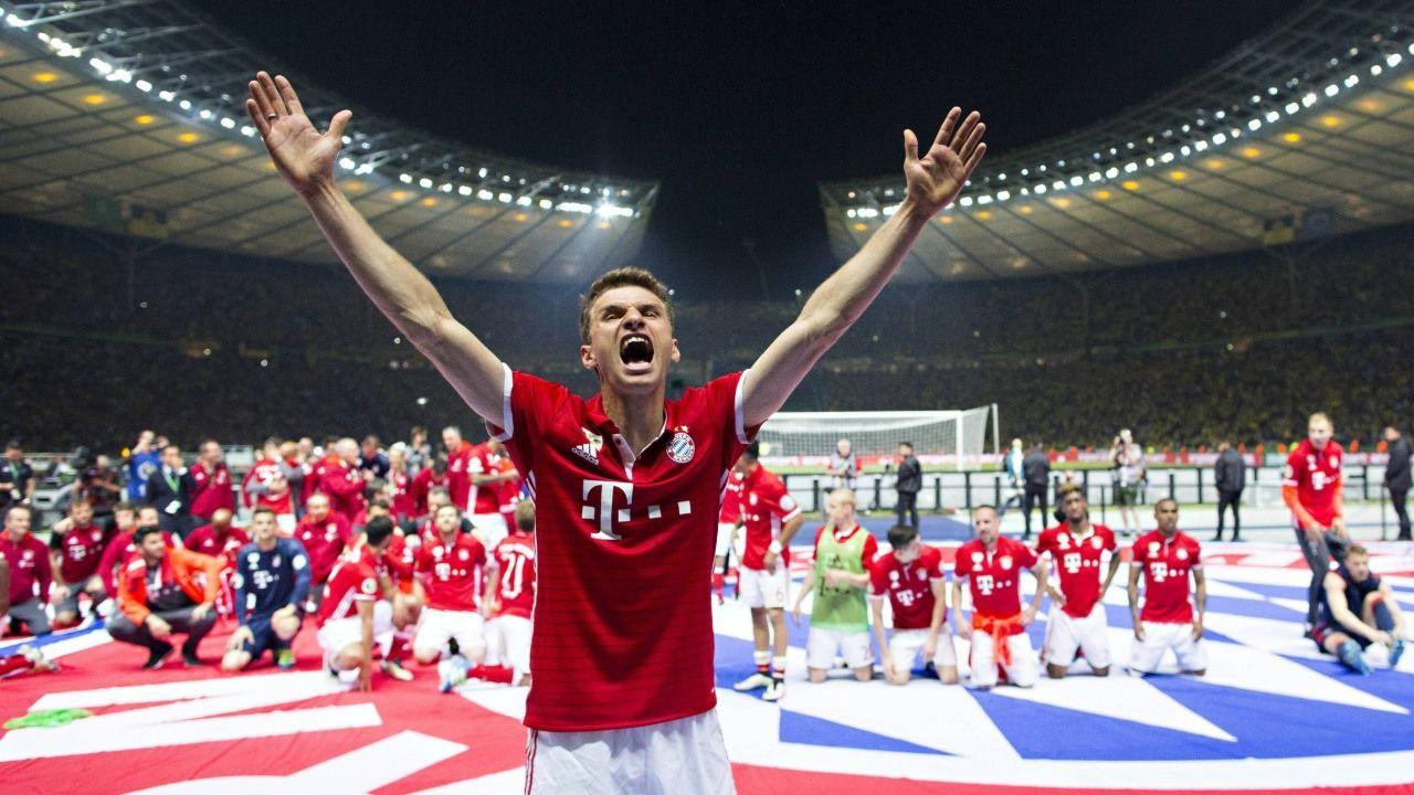 Müller fährt gerne nach Berlin - Bildquelle: imago