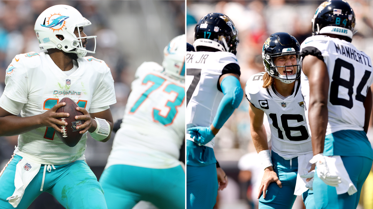 17. Oktober: Miami Dolphins vs. Jacksonville Jaguars