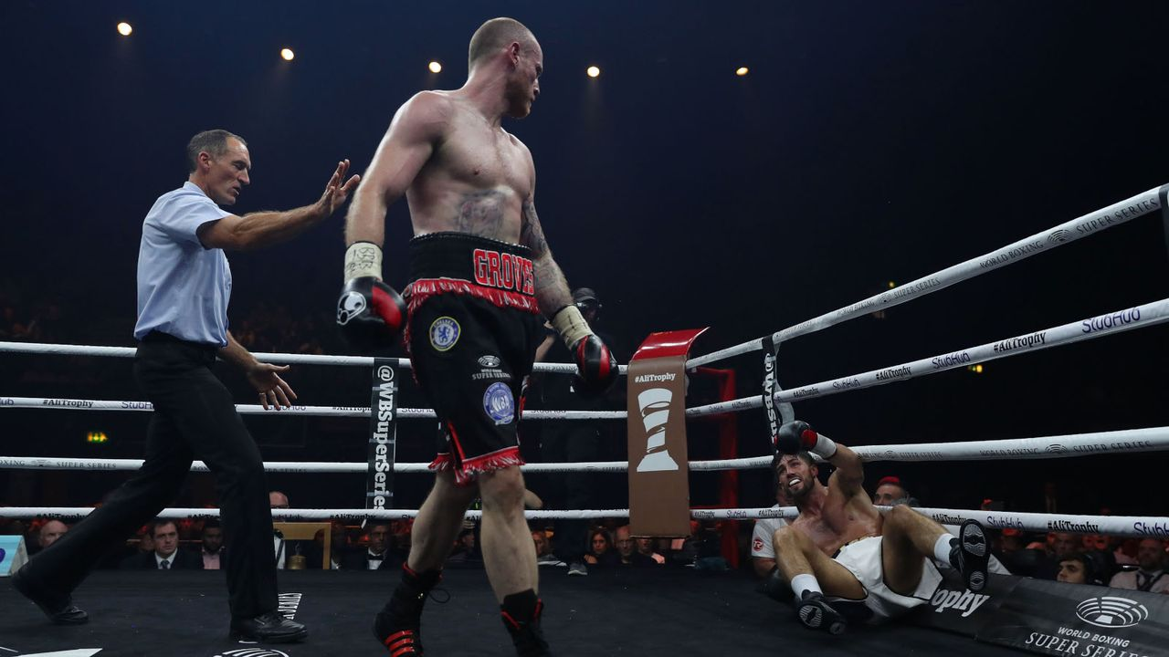 George Groves vs. Jamie Cox - Bildquelle: Getty Images