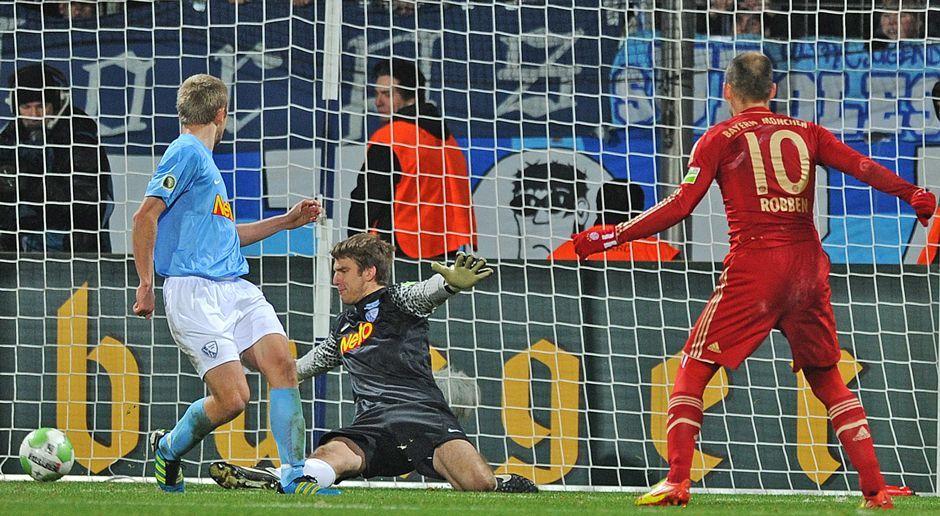 DFB-Pokal-Achtelfinale (Saison 2011/2012) - Bildquelle: Getty Images 2011