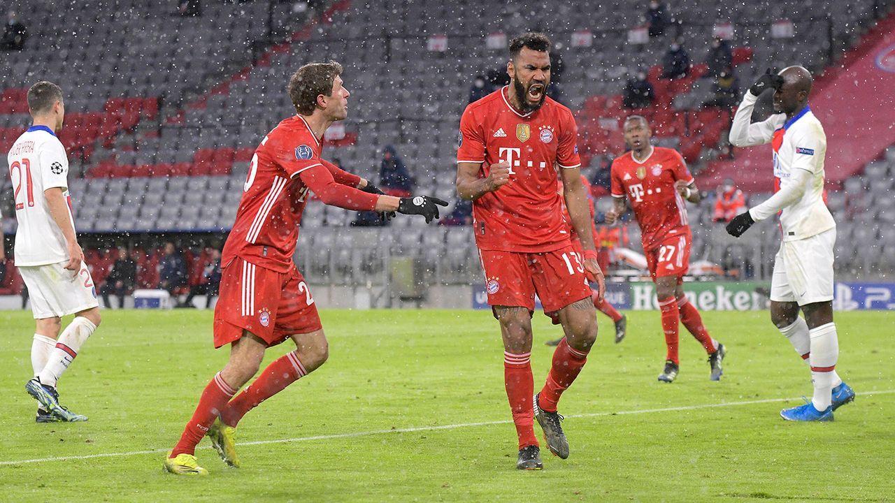Das macht dem FC Bayern vor dem Spiel gegen PSG Hoffnung - Bildquelle: Imago Images