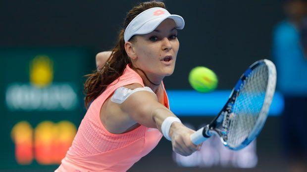 Agnieszka Radwanska (Qualifiziert - 4975 Punkte) - Bildquelle: 2016 Getty Images