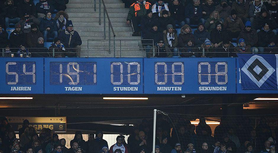 HSV ist der Dino der Liga - Bildquelle: Getty Images
