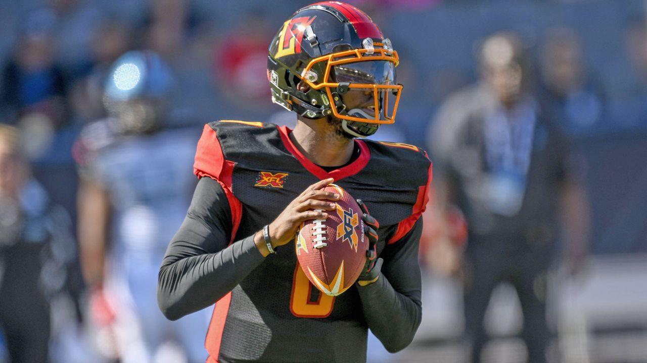 Josh Johnson (Starting-Quarterback Los Angeles Wildcats)  - Bildquelle: imago