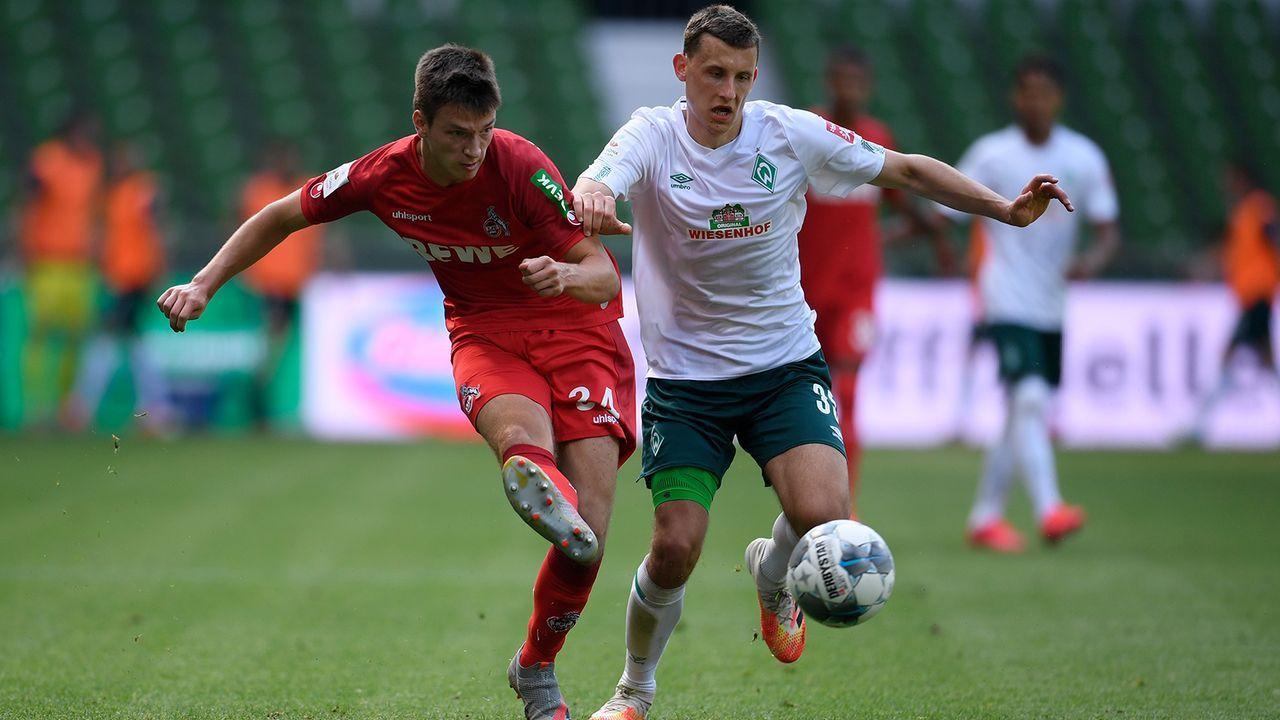 Noah Katterbach (1. FC Köln) - Bildquelle: Getty Images