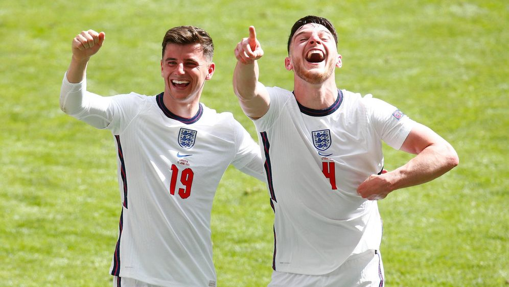 Die Engländer freuen sich auf das Duell mit dem Rivalen aus Schottland. - Bildquelle: imago