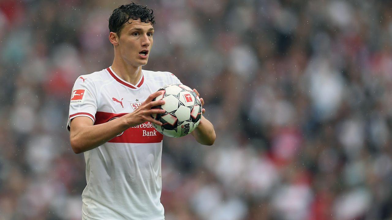 Platz 8 - Benjamin Pavard (VfB Stuttgart) - Bildquelle: 2019 Getty Images