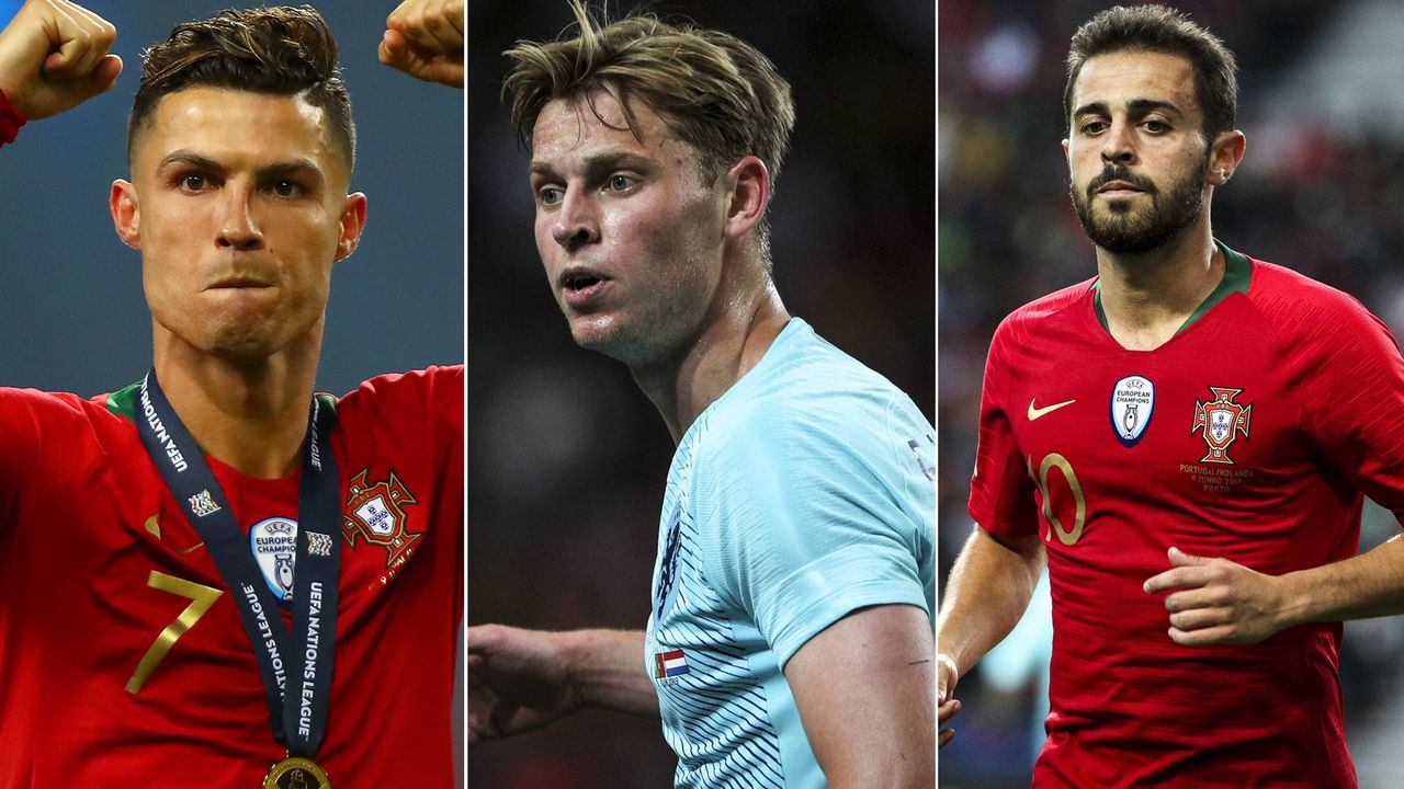 UEFA Nations League: Das Team der Finals - Bildquelle: Getty Images/Imago