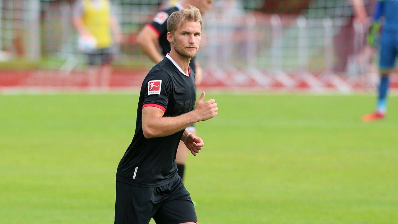 Sebastian Andersson (1. FC Köln) - Bildquelle: imago