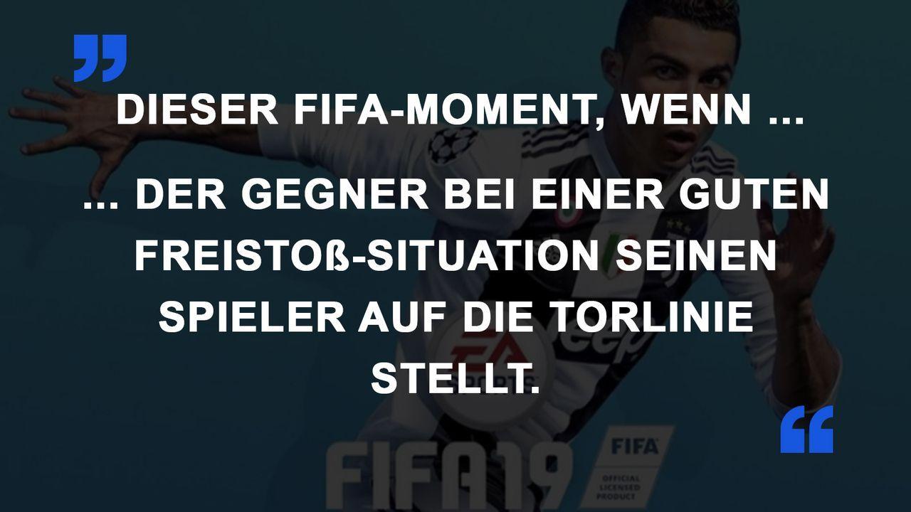 FIFA Momente Torlinie