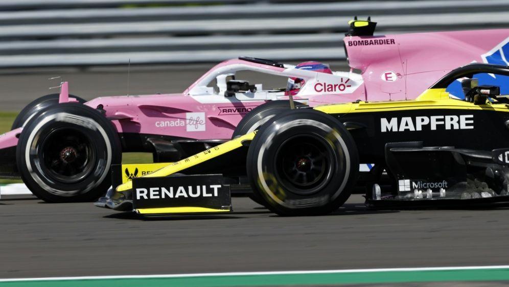 Renault wirft Racing Point einen Regelbruch vor - Bildquelle: POOLAFPSIDANDREW BOYERS