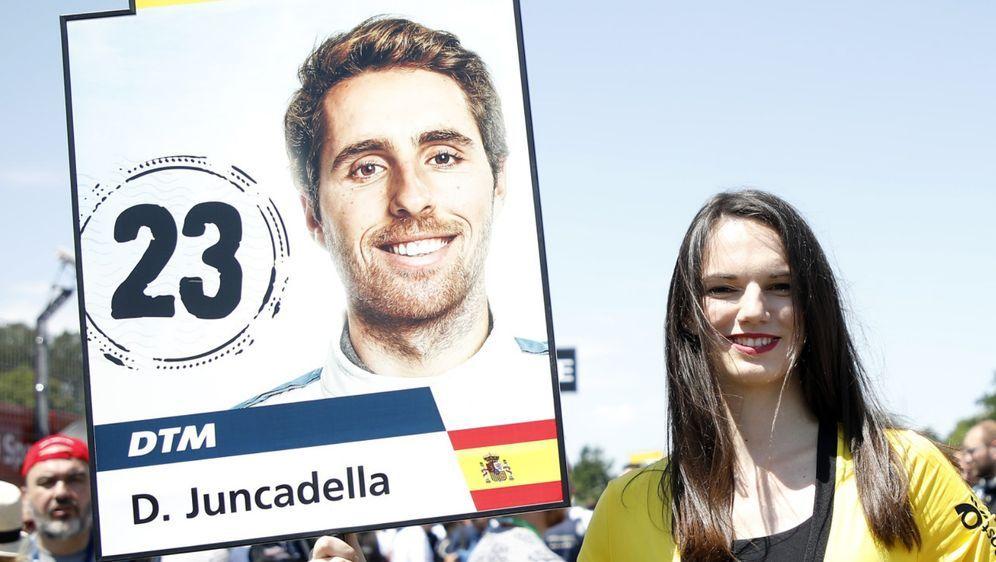 Daniel Juncadella kehrt nach einem Jahr Pause in die DTM zurück. - Bildquelle: Motorsport Images