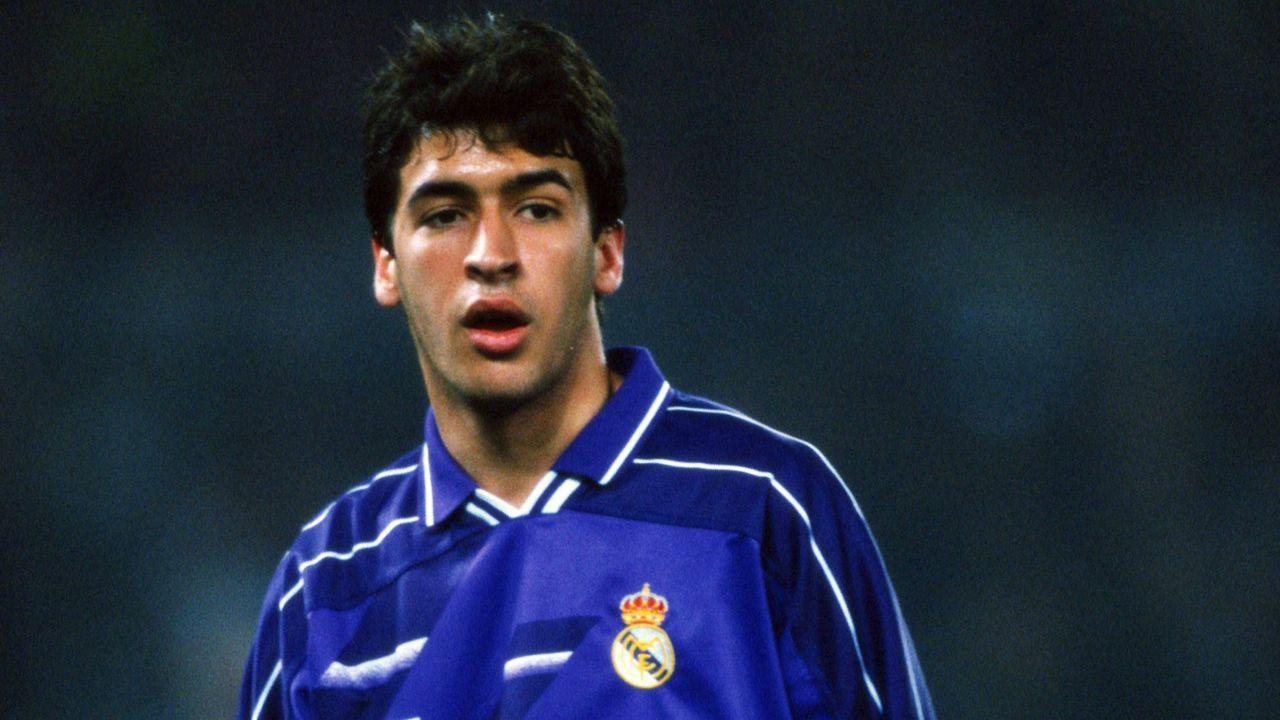 Platz 2 - Raul (Real Madrid) - Bildquelle: imago sportfotodienst
