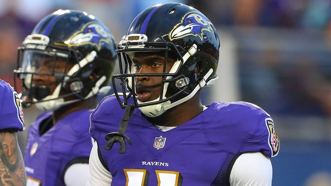 Breshad Perriman (Baltimore Ravens, 2015 an 26. Stelle) - Bildquelle: imago/Icon SMI