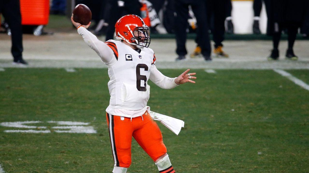 Platz 5: Cleveland Browns - Bildquelle: Getty