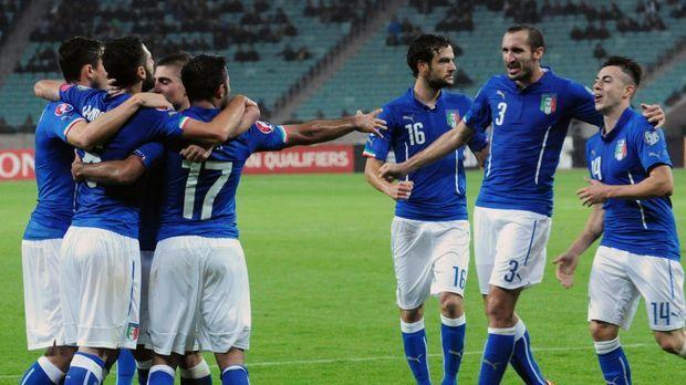 Fußballergebnisse Italien