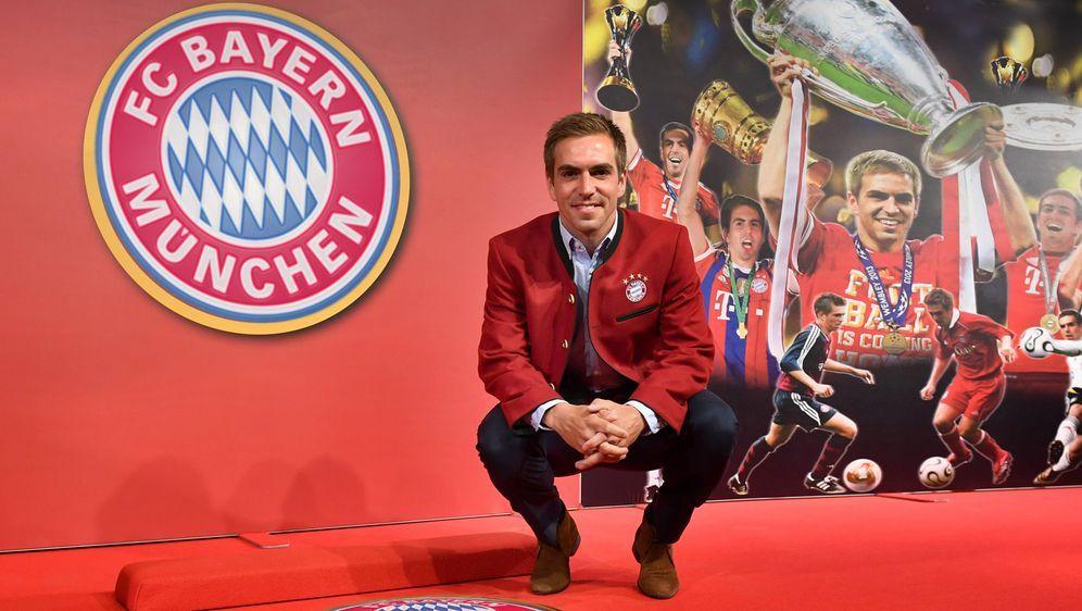 Lahm sieht Bayern auch ohne Hoeneß gut aufgestellt - Bildquelle: imago