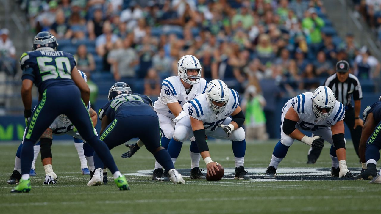 Seattle Seahawks at Indianapolis Colts - Bildquelle: Getty Images