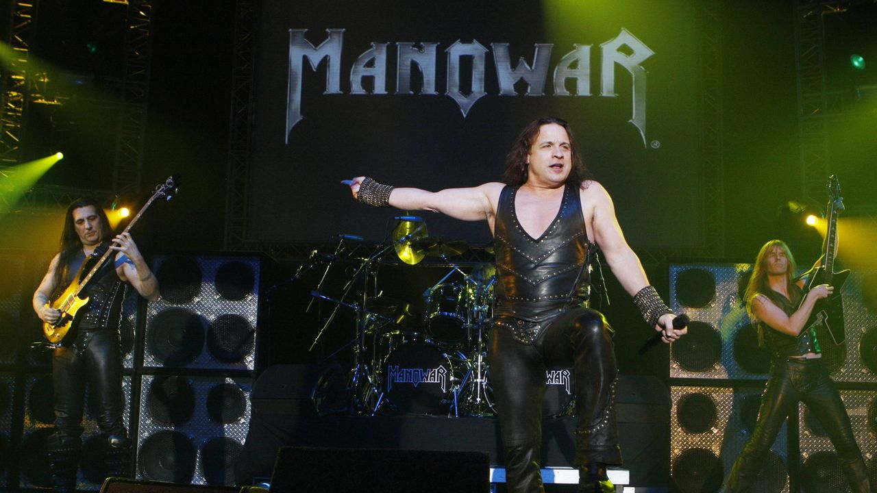 Manowar - Bildquelle: imago images/POP-EYE