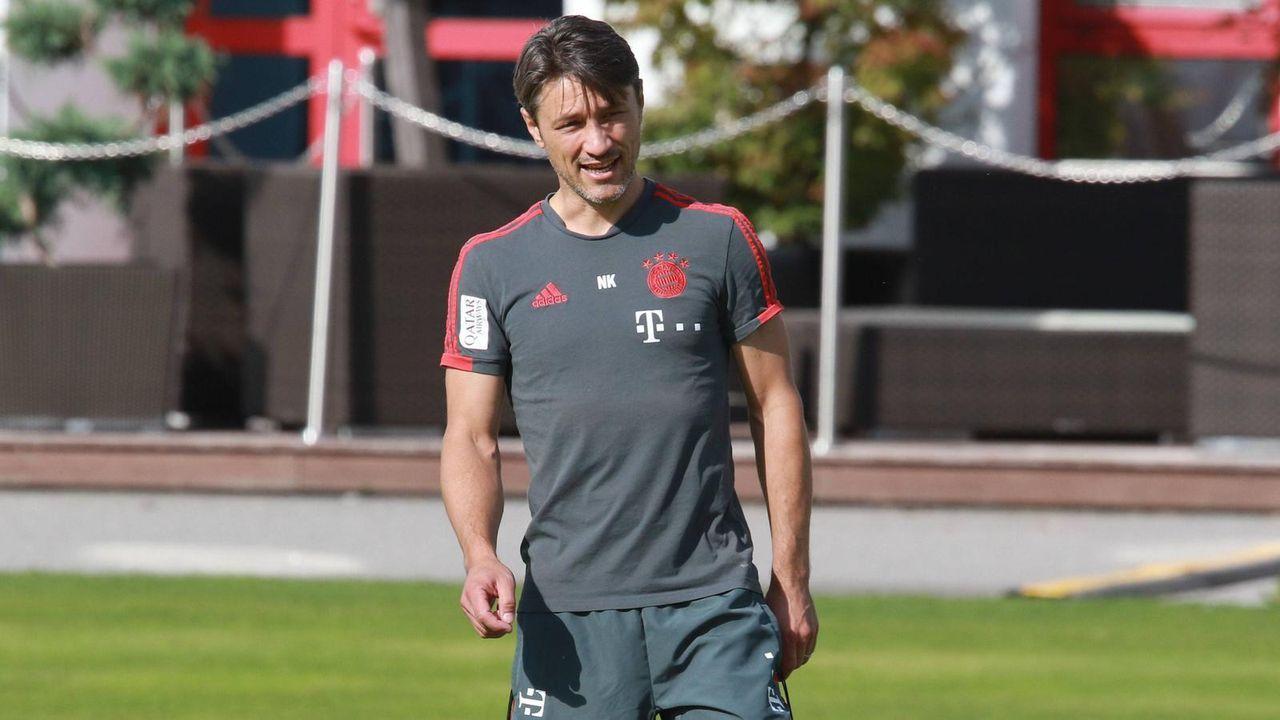 Trainingsauftakt beim FC Bayern - Bildquelle: iamgo