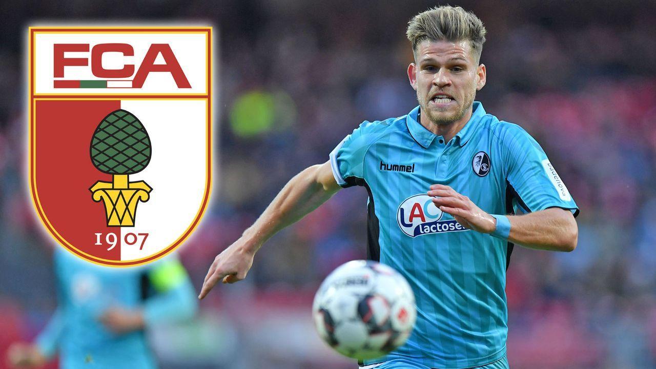 Florian Niederlechner (FC Augsburg) - Bildquelle: Getty