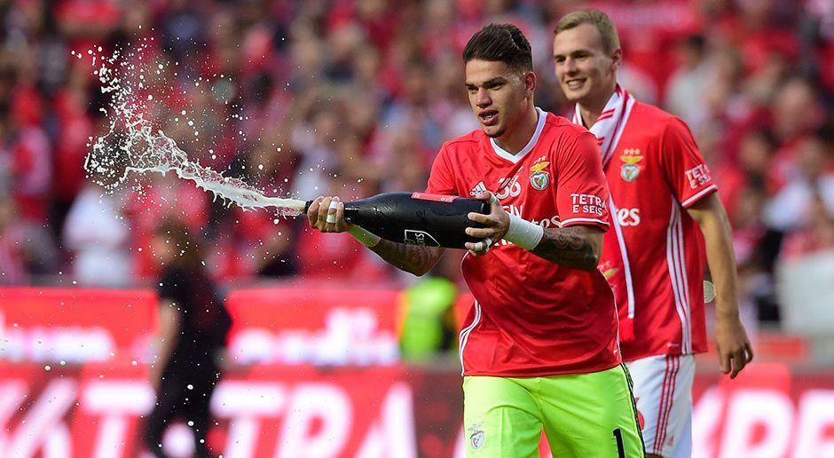Platz 2: Benfica Lissabon - Bildquelle: getty