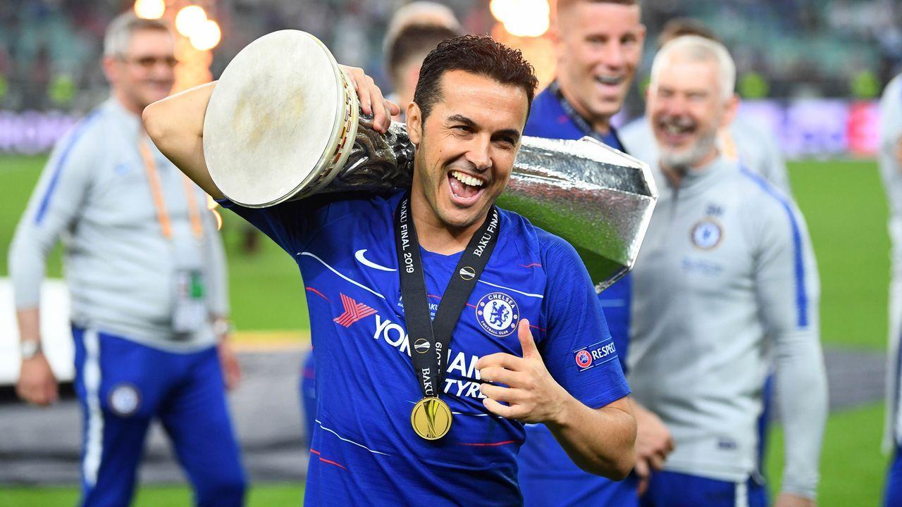 Pedro (FC Chelsea) - Bildquelle: 2019 Getty Images