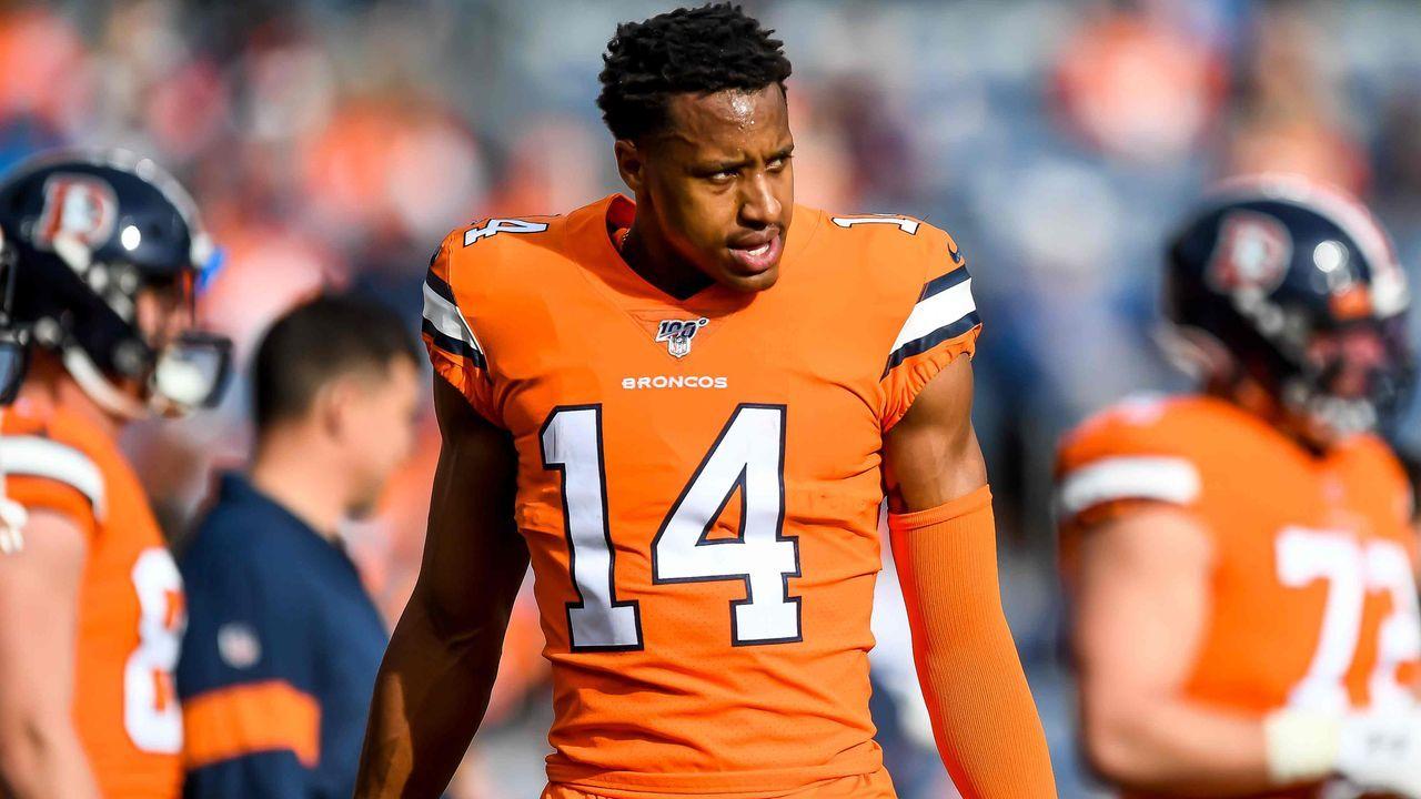 Denver Broncos: Courtland Sutton  - Bildquelle: getty