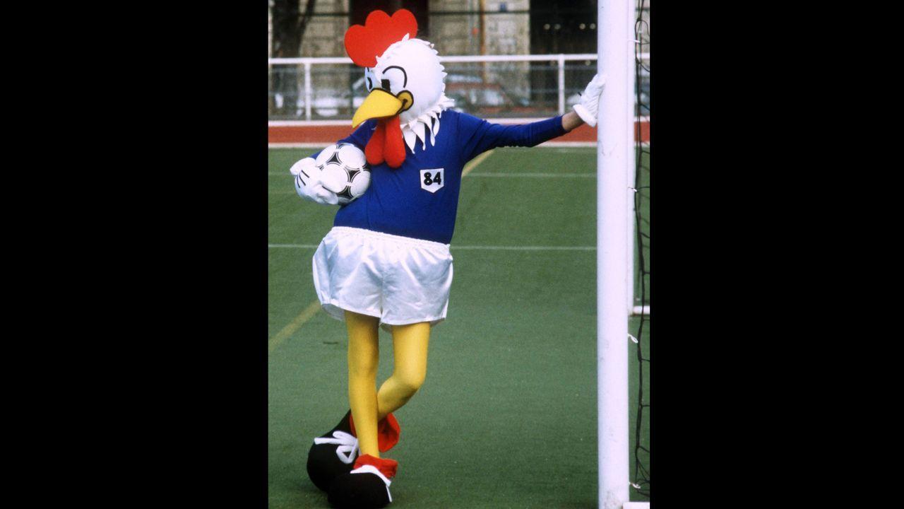 Frankreich 1984: Peno - Bildquelle: imago images/Marco Canoniero