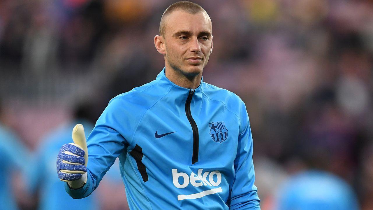 Platz 5 - Jasper Cillessen (FC Valencia) - Bildquelle: 2019 Getty Images