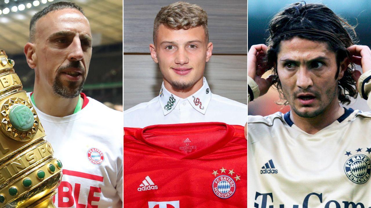 Nach Cuisance-Transfer: Diese Franzosen spielten für den FC Bayern - Bildquelle: Getty Images/twitter@FCBayern