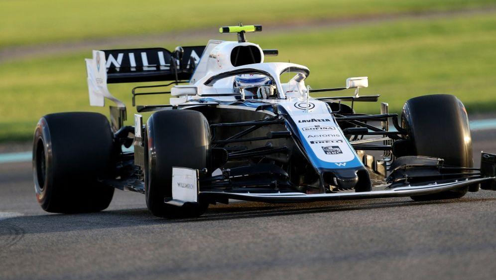 Hackerangriff auf Formel-1-Rennstall Williams - Bildquelle: AFPSIDKAMRAN JEBREILI