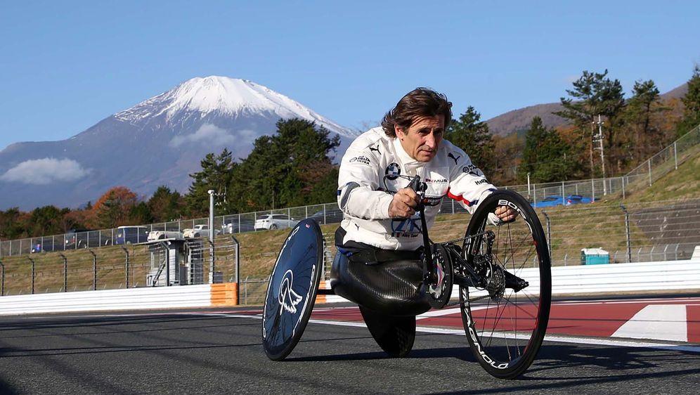 Will nach den Paralympischen Spielen in London und Rio de Janeiro auch in To...