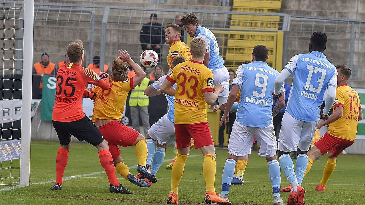 Eröffnungsspiel beschert ehemaliges Bundesligaduell - Bildquelle: imago images / MIS