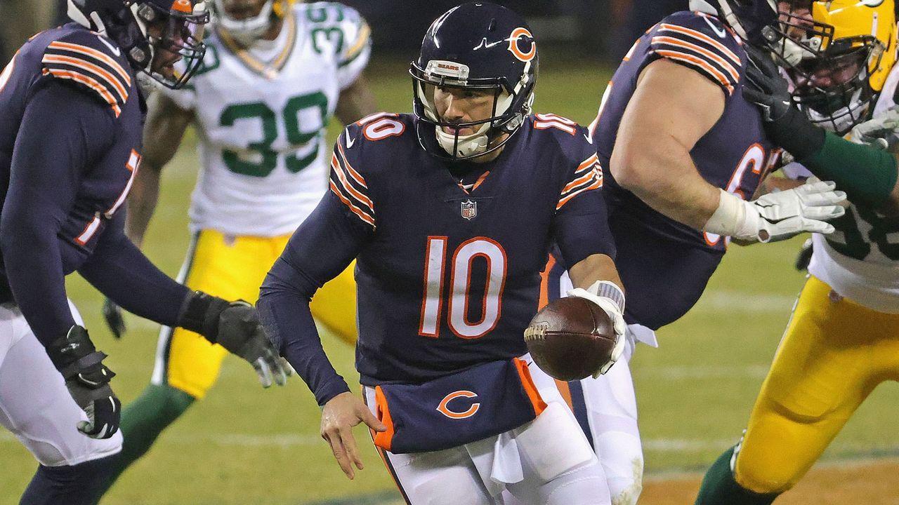 Buffalo Bills: Mitch Trubisky - Bildquelle: Getty Images