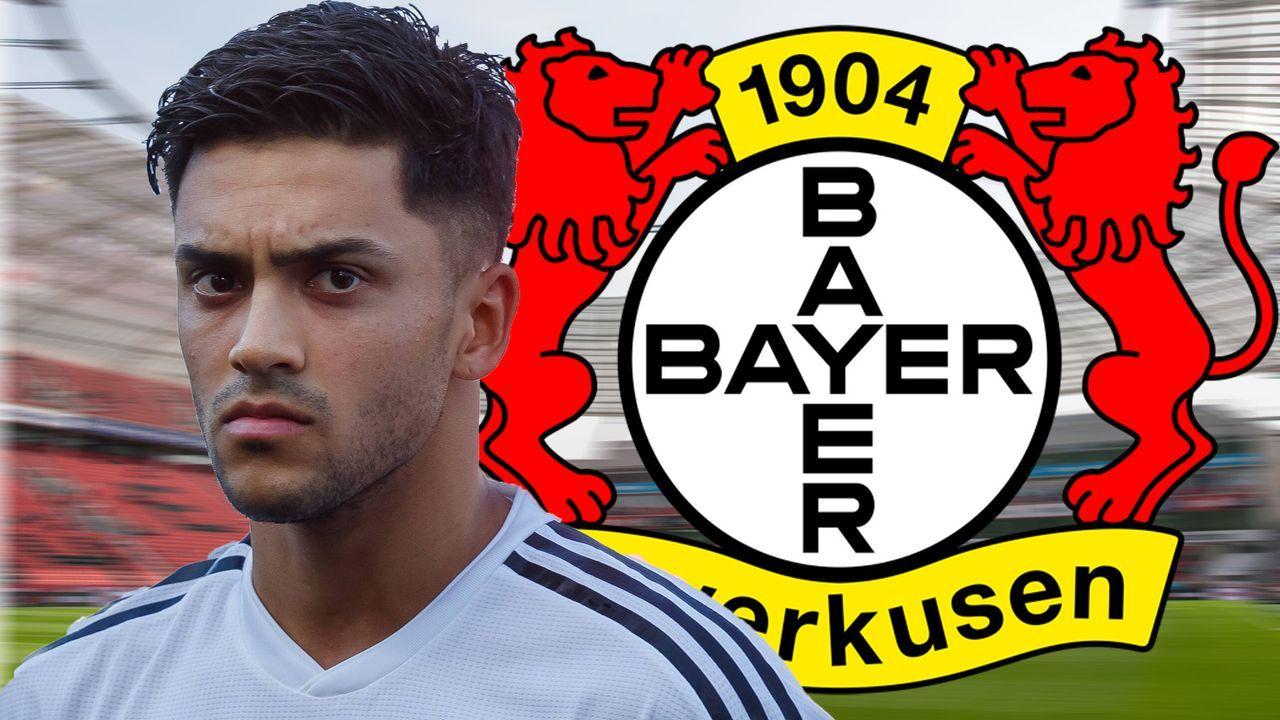 Nadiem Amiri (Bayer Leverkusen)  - Bildquelle: imago