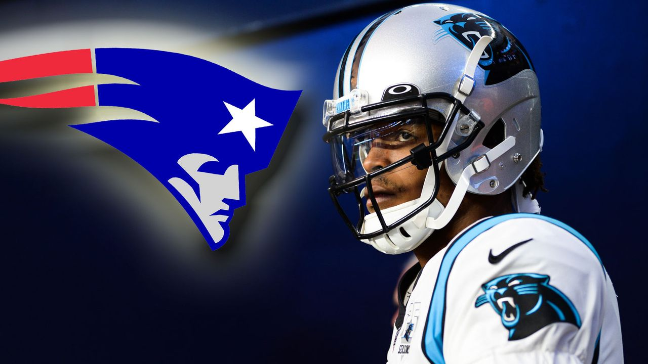 Cam Newtons Vertrag bei den New England Patriots - Bildquelle: 2019 Getty Images